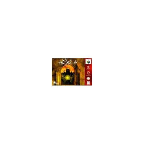 Nintendo Hexen - Nintendo 64 - PAL [Nintendo 64]