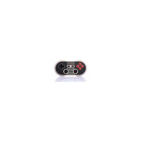 8bitdo N30 PRO Wireless Gamepad Controller grau