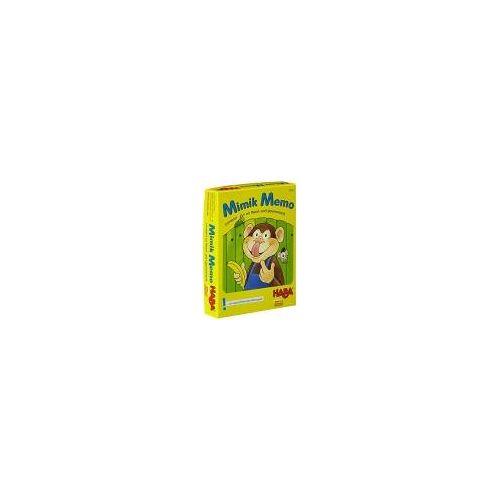 Haba 4732 - Mimik-Memo: Das Kartenspiel