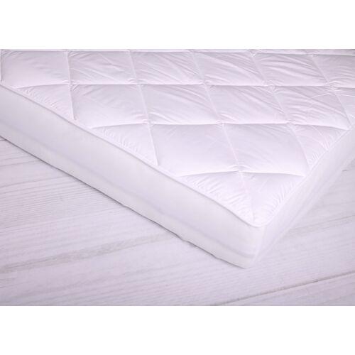 Moon Unterbett MOON LUXUS mit  Rundumgummizug für Matratzen / Wasserbetten  Matratzenauflage
