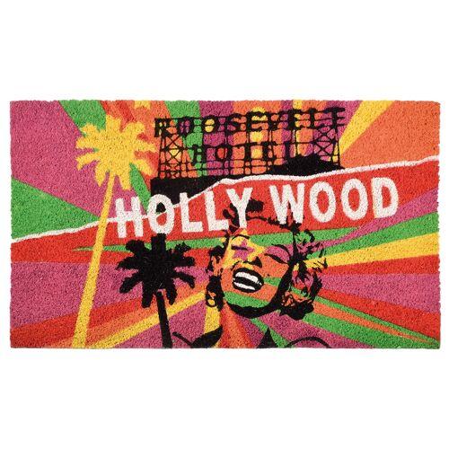 pad Fußmatte Fußabstreifer Türmatte 45x75 Hollywood