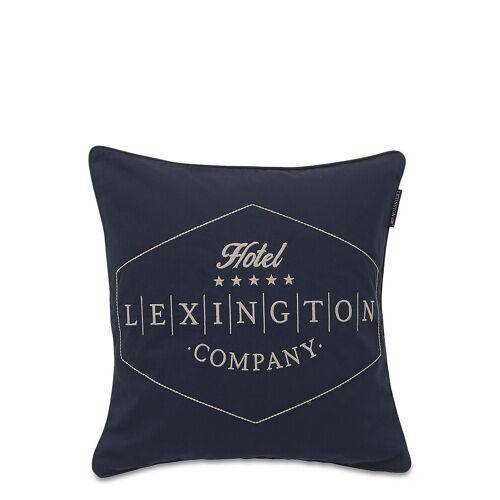 LEXINGTON HOME Hotel Twill Sham Kissenbezug Blau LEXINGTON HOME Blau 50X50