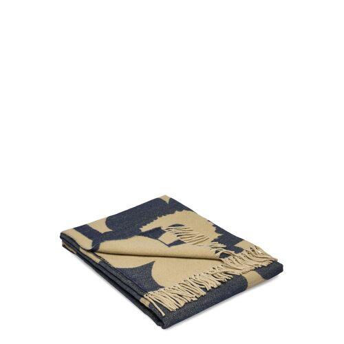 MARIMEKKO HOME Unikko Blanket Decke Grün MARIMEKKO HOME Grün 130X180