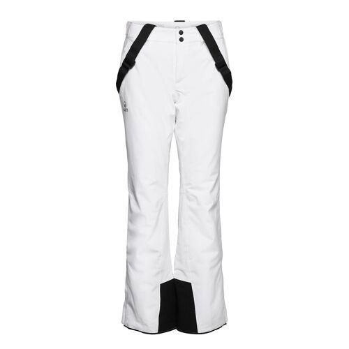 HALTI Puntti Recy W Dx Ski Pants Sport Pants Weiß HALTI Weiß 42,44