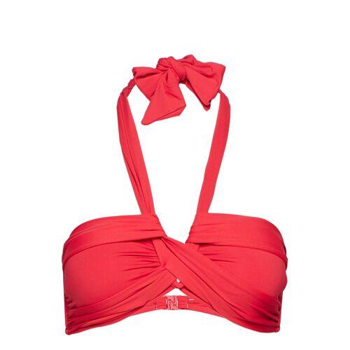 Seafolly Bandeau Bikinioberteil Rot SEAFOLLY Rot 38,40,36,34