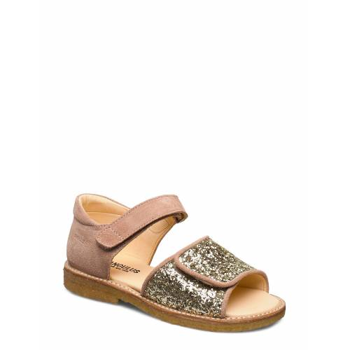 ANGULUS Sandals - Flat Shoes Summer Shoes Sandals Gold ANGULUS Gold 27,26