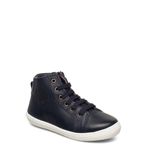 Bisgaard Tage Hohe Sneaker Blau BISGAARD Blau 24,26,25,23,22,21,20,19