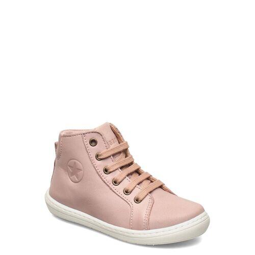 Bisgaard Tage Hohe Sneaker Pink BISGAARD Pink 25,26,24,23,22,21,20,19