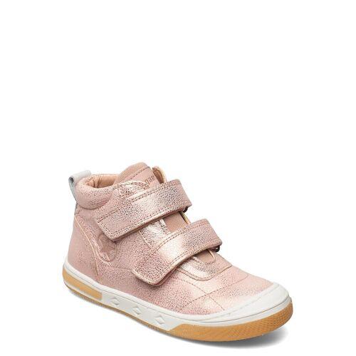 Bisgaard Juno Hohe Sneaker Pink BISGAARD Pink 26,30,29,25,22,27,24,23