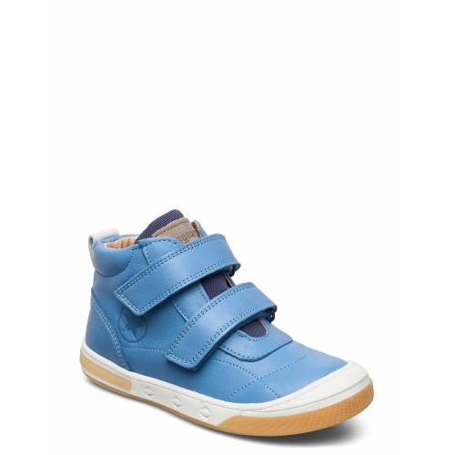 Bisgaard Juno Hohe Sneaker Blau BISGAARD Blau 26,23,24,25,27,28,22,29,30