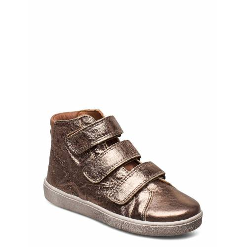 Bisgaard Kaja Hohe Sneaker Gold BISGAARD Gold 27,24