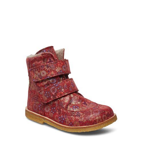 Bisgaard Tex Boot Stiefel Halbstiefel Rot BISGAARD Rot 26,25,23,24