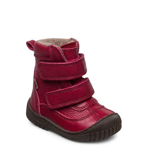 Bisgaard Tex Boot Stiefel Halbstiefel Rot BISGAARD Rot 23,21