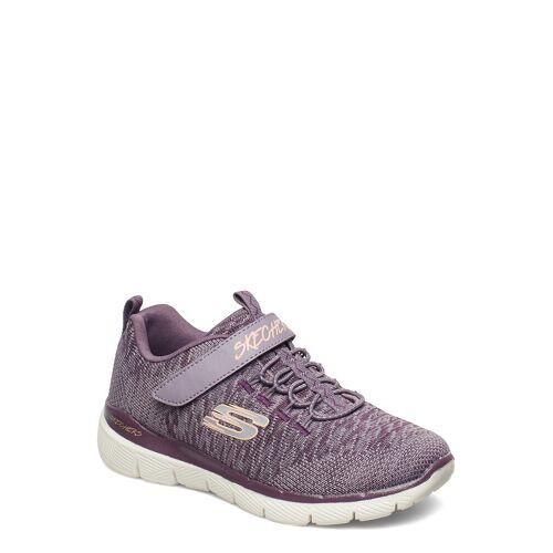 Skechers Girls Skech Appeal 3.0 Niedrige Sneaker Lila SKECHERS Lila 35,37,33,36,34