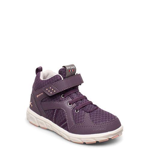 Viking Alvdal Mid R Gtx Hohe Sneaker Lila VIKING Lila 26,25,22,20
