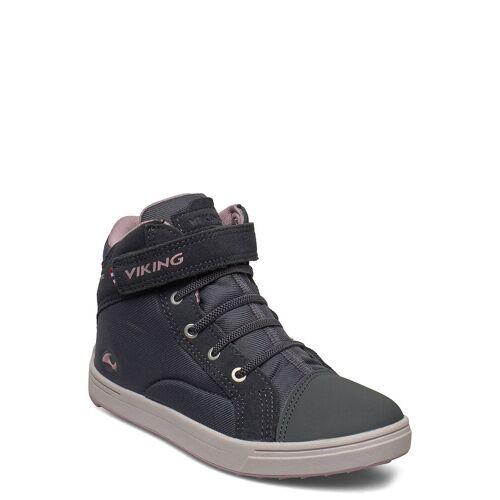Viking Leah Mid Gtx Sneaker Schuhe Blau VIKING Blau 29,26,24,30,28,31,33,27,20,21