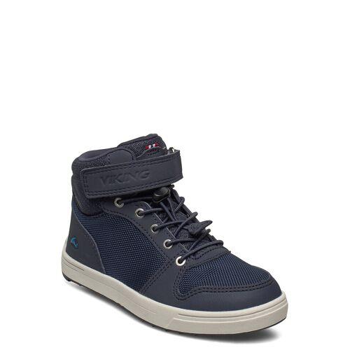 Viking Jakob Mid Gtx Hohe Sneaker Blau VIKING Blau 25,26,28,24,22,23