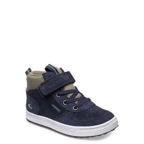 Viking Samuel Mid Wp Hohe Sneaker Blau VIKING Blau 22,21
