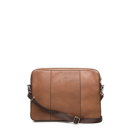 ADAX Napoli Portfolio Auma Laptop-Tasche Tasche Braun ADAX Braun ONE SIZE