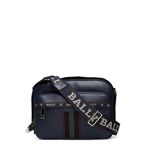 BALLY Hobs/27 Schultertasche Tasche Blau BALLY Blau ONE SIZE