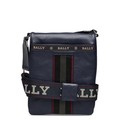 BALLY Huya/27 Schultertasche Tasche Blau BALLY Blau ONE SIZE