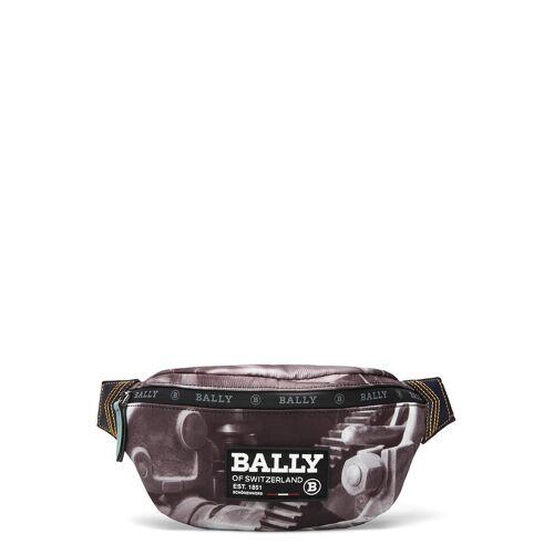 BALLY Redo.Nmh/04 Bum Bag Tasche Grau BALLY Grau ONE SIZE