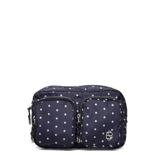 BECKSÖNDERGAARD Dot Zoel Bag Bum Bag Tasche Blau BECKSÖNDERGAARD Blau ONE SIZE