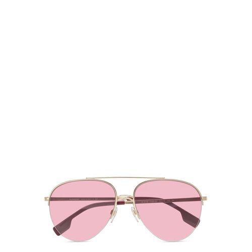 BURBERRY SUNGLASSES Sunglasses Pilotensonnenbrille Sonnenbrille Pink BURBERRY SUNGLASSES Pink 59