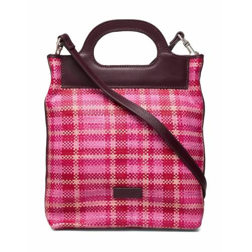 CALA JADE Kinobi Mini Bags Top Handle Bags Pink CALA JADE Pink ONE SIZE
