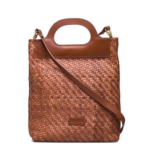 CALA JADE Kinobi Mini Bags Top Handle Bags Braun CALA JADE Braun ONE SIZE