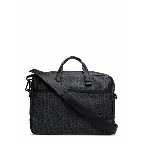 Calvin Klein Ck Mono Laptop Bag E Laptop-Tasche Tasche Schwarz CALVIN KLEIN Schwarz ONE SIZE