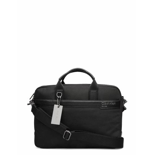 Calvin Klein Laptop Bag Laptop-Tasche Tasche Schwarz CALVIN KLEIN Schwarz ONE SIZE