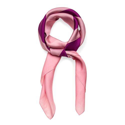 DKNY BAGS Freya Logo Foulard Schal Pink DKNY BAGS Pink ONE SIZE