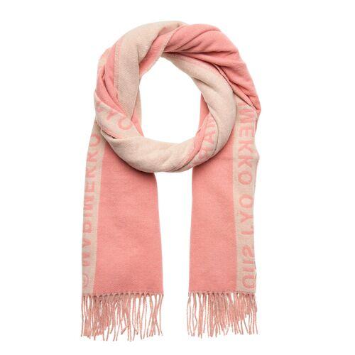 Marimekko Siime Scarf Schal Pink MARIMEKKO Pink ONE SIZE