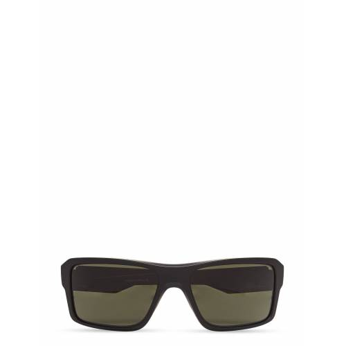 Oakley Double Edge Wayfarer Sonnenbrille Schwarz OAKLEY Schwarz 66