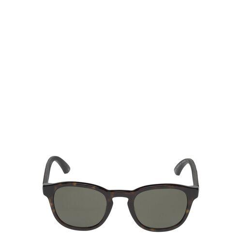 Puma Pu0042s Wayfarer Sonnenbrille Braun PUMA Braun 49