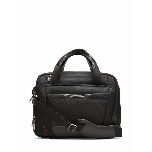 Samsonite Pro Dlx Laptop Bailhandle 14,1 Laptop-Tasche Tasche Schwarz SAMSONITE Schwarz 8.5L