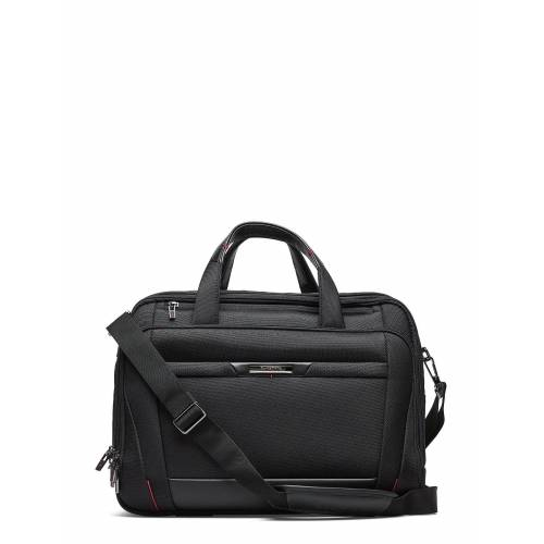 Samsonite Pro-Dlx 5 Laptop Bailhandle 17,3 Laptop-Tasche Tasche Schwarz SAMSONITE Schwarz 24.5/31L