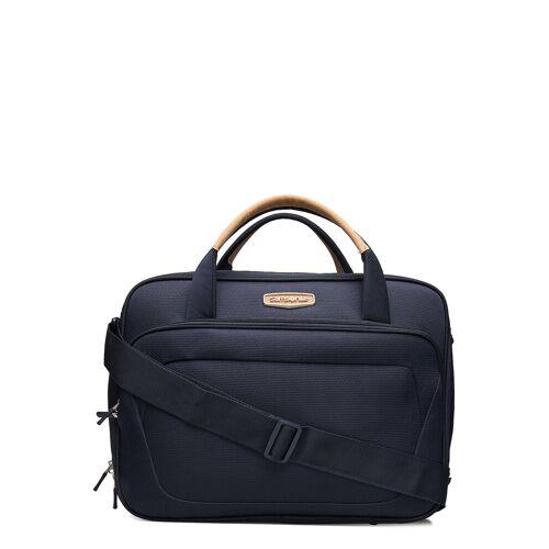 Samsonite Spark Sng Eco Shoulder Bag Laptop-Tasche Tasche Blau SAMSONITE Blau ONE SIZE