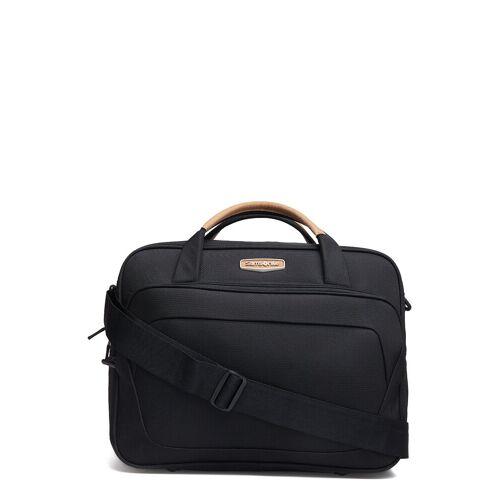 Samsonite Spark Sng Eco Shoulder Bag Laptop-Tasche Tasche Schwarz SAMSONITE Schwarz 25L