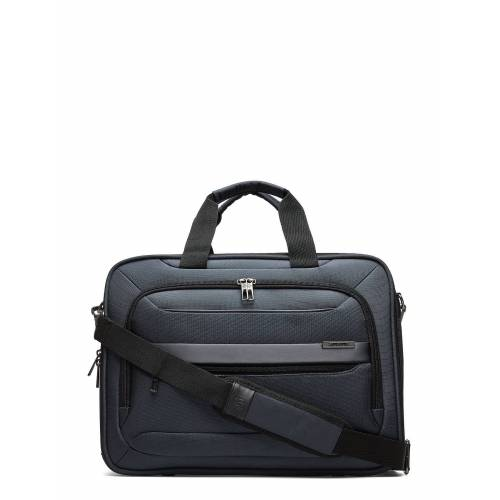 Samsonite Vectura Evo Laptop Bailhandle 15,6 Laptop-Tasche Tasche Blau SAMSONITE Blau 18L