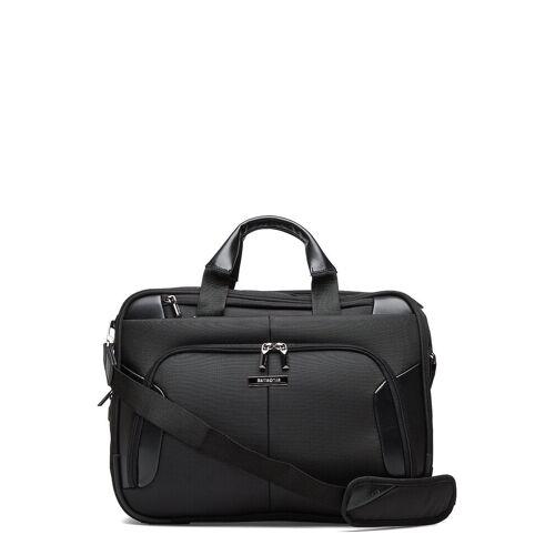 Samsonite Xbr Bailhandle 2c 15,6 Laptop-Tasche Tasche Schwarz SAMSONITE Schwarz 19L