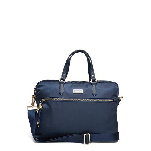 Samsonite Karissa Biz Bailhandle 15.6'' Laptop-Tasche Tasche Blau SAMSONITE Blau