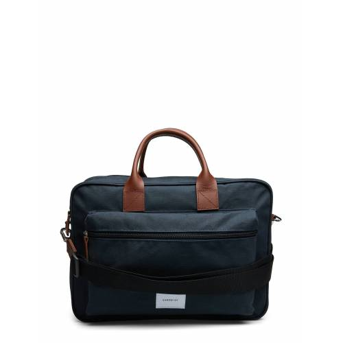 SANDQVIST Emil Laptop-Tasche Tasche Blau SANDQVIST Blau ONE SIZE