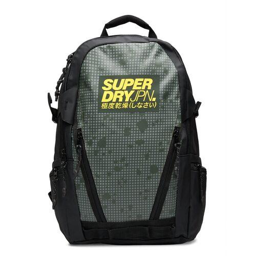 Superdry Classic Tarp Rucksack Tasche Grün SUPERDRY Grün ONE SIZE