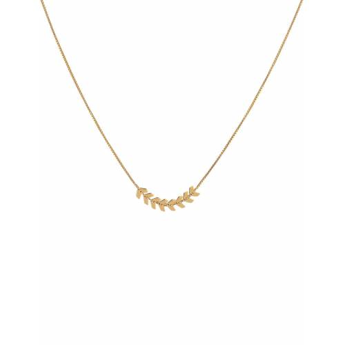 SYSTER P Layers Sim Necklace Gold Accessories Jewellery Necklaces Dainty Necklaces Gold SYSTER P Gold ONE SIZE