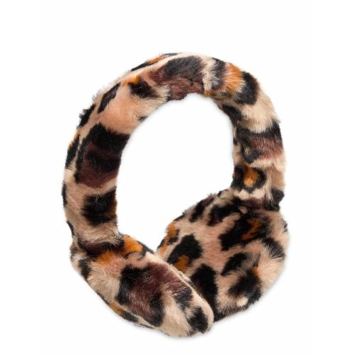 Ugg W Faux Fur Earmuff Accessories Headwear Hats Braun UGG Braun ONE SIZE
