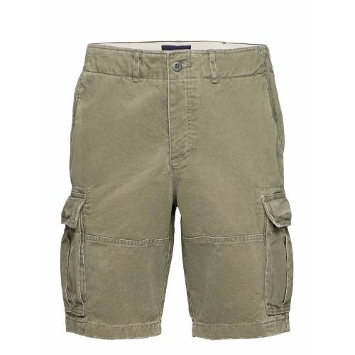 Abercrombie & Fitch Anf Mens Shorts Shorts Cargo Shorts Grün ABERCROMBIE & FITCH Grün 32,33,34,36,30,31,29,38
