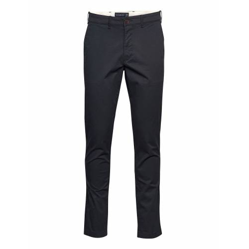 Abercrombie & Fitch Anf Mens Pants Chinos Hosen Grau ABERCROMBIE & FITCH Grau 32,31,34,33,30,36