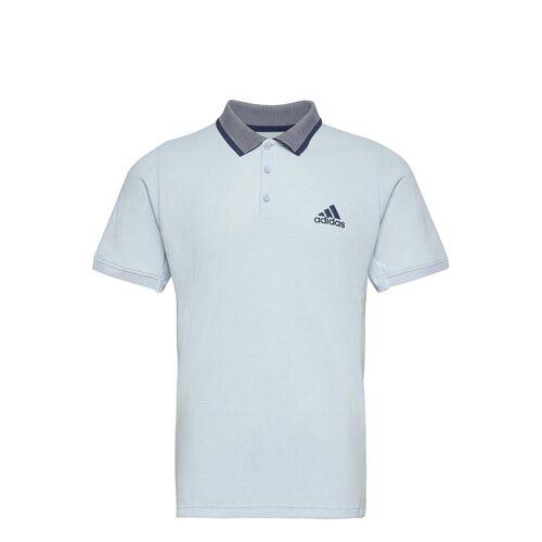 ADIDAS TENNIS Freelift Tennis Polo Shirt Aeroready Polos Short-sleeved Blau ADIDAS TENNIS Blau L,M,XL,XXL,S